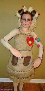 Voodoo Costumes Halloween 25 Voodoo Doll Halloween Costume Ideas Voodoo