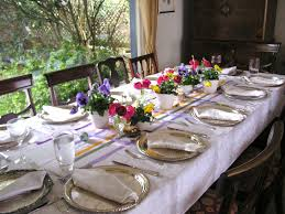 Easter Banquet Table Decorations by Easter And Spring Table Decoration Ideas An Inspired Kitchen