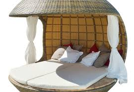 daybed balinese outdoor furniture wonderful rattan daybed
