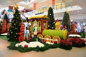 seasonal decorations shopping centres in klang valley get creative with their seasonal
