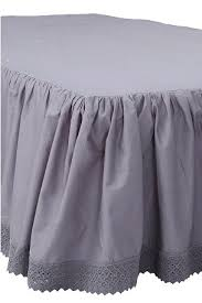Bed Skirt With Split Corners Bedroom Design Ideas Fabulous King Size Bed Skirt With Split