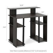 Computer Desk Simple by Amazon Com Furinno 15071wnbk Jaya Simple Design Computer Writing