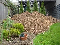 mulch real life garden solutions