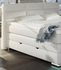 Schlafzimmer Mit Betten In Komforth E Xxl Roma Boxspringbett Mit Bettkasten Designer Boxspring Bett Led
