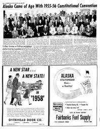 Overhead Door Fairbanks Daily News Miner From Fairbanks Alaska On June 30 1958 Page 36