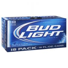 how much is a 18 pack of bud light platinum 18 pack of bud light light light info