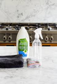 how to clean marble countertops kitchn