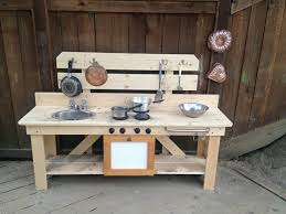 jeux cuisines castleview child care centre mud pie kitchen outdoor classroom