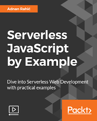javascript tutorial online book serverless javascript by exle video packt books