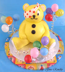 Cake Decorating Supplies Chesterfield Wow Look At The Detail In This Amazing Pudsey Bear Cake Food