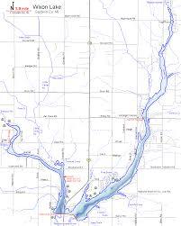 Map Lake Michigan by Wixom Lake Map Gladwin County Michigan Fishing Michigan Interactive