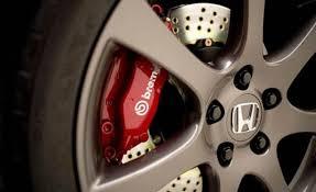 honda civic si with them brembo brakes cars pinterest