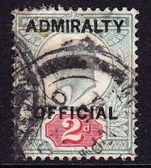 great britain o75 used 1903 admiralty official cv 160 00 gm64 ebay