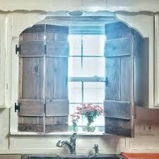 kitchen window shutters interior inside wooden window shutter best wooden shutters interior ideas