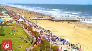Virginia Beaches Map by 2016 Rock U0027n U0027 Roll Virginia Beach Half Marathon Highlights Youtube
