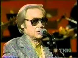 george jones the corvette song the one i loved back then
