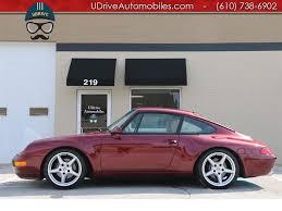 porsche 911 model history 1997 porsche 911 993 coupe 6spd service history motor sound