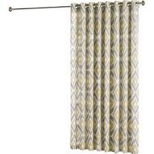 Double Wide Grommet Curtain Panels 91