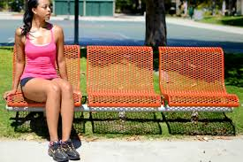 Workouts With A Bench 6 Strength Training Moves You Can Do With A Park Bench