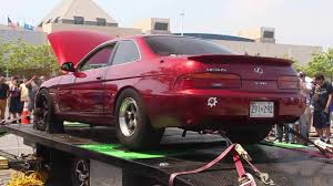 lexus turbo coupe turbo lexus sc300 dyno test youtube