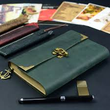 leather memory book 2017 brand new 100 genuine leather vintage diary memory book