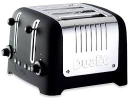 Dualit Sandwich Toaster Dualit Toaster With Built In Sensors Pops Perfect Slice Of Toast