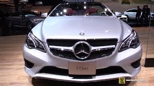 mercedes e400 cabriolet amg sport plus 2015 mercedes e class e400 cabriolet exterior and interior