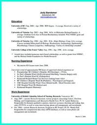 Sample Resume For Nursing Job by Nurse Resume Example Sample See Best Ideas About Registered