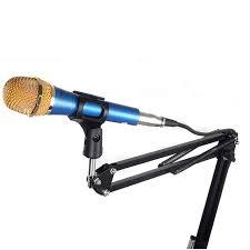 microphone de bureau professionnel bl35 de bureau microphone stand en porte à faux