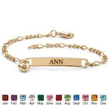 medical id bracelets for women personalized bracelets palm beach jewelry
