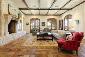 living room terracotta tile floors zillow digs zillow