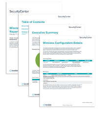 it support report template wireless configuration report sc report template tenable