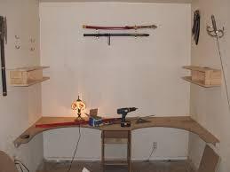 Computer Wall Desk Computer Desk Build