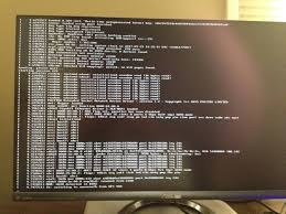 boot trouble shooting new amd system black screen when booting