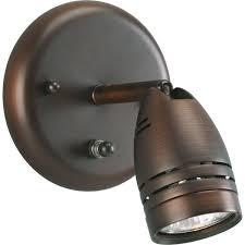 Bullet Light Fixture Lighting P6154 174wb Directional Wall Mount Spotlight Fixture