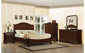 Queen Bedroom Sets Gwyneth King Cherry Bedroom Set My Furniture Place