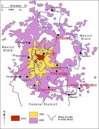 map of mexico cities the geography of mexico city index page geo mexico the