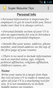 Naming A Resume To Stand Out Creating A Resume Android Apps On Google Play
