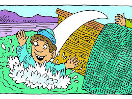free bible images the risen jesus cooks breakfast on the shore of
