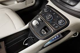 2015 Chrysler 200s Interior All New 2015 Chrysler 200 Unveiled