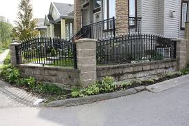 Front Yard Metal Fences - wrought iron fence by solasdivided on deviantart fencing