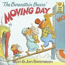 the berenstain bears moving day by stan berenstain paperback