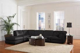 Straight Sectional Sofas Coaster 551031 Quinn Transitional Modular Sectional Sofa