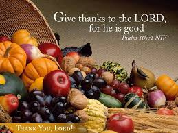 happy thanksgiving faith1st ministries