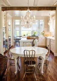 furniture kent cabinets with modern chandelier and white