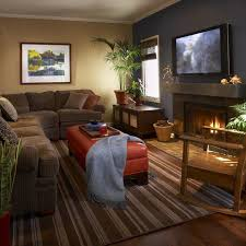 Best Family Room Images On Pinterest Living Room Ideas - Decorated family rooms