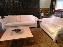 White Tufted Loveseat Contemporary White Leather Loveseat Sets House Decorations And