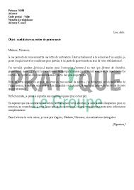 modele lettre de motivation femme de chambre lettre de motivation pour un emploi de gouvernante pratique fr