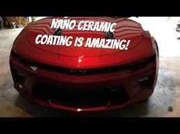 2016 2017 2018 camaro nano coating paint detailing cquartz youtube