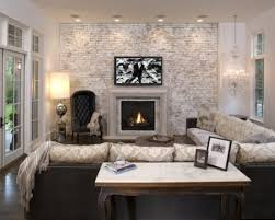 livingroom walls 59 cool living rooms with brick walls digsdigs